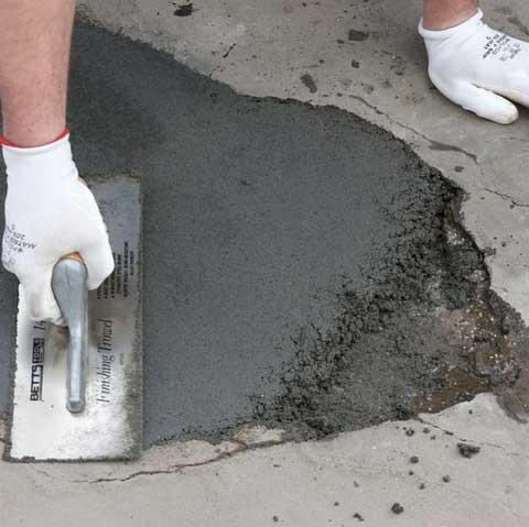 Раствор ремонт бетона цементный раствор марка м100