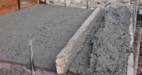 Тощий бетон укатываемый сегрегации бетона