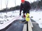 Выгодно ли покупать стройматериалы зимой?
