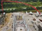 Приспособления и механизмы для укладки и распределения бетонной смеси