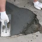 Ремонтные смеси для бетона - виды и правила выбора