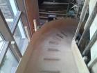 Опалубка для бетонной лестницы: виды, формы, особенности монтажа