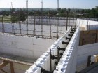 Строительство дома по технологии несъемной опалубки