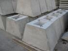 Возведение фундамента при помощи бетонных блоков