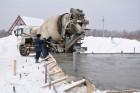 Бетонирование зимой: как получить «холодный» бетон